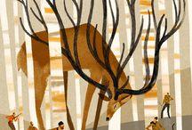 art and illustration / Art, Illustration art, animation art