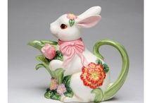 Ceramics - Fitz & Floyd