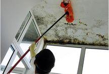 umidade das paredes