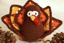 crochet  -  Thanksgiving