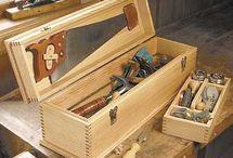 Værktøj/opbevaring
