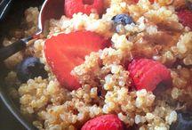 Super food recipes / Quinoa