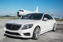 I have always loved Mercedes-Benz cars,
