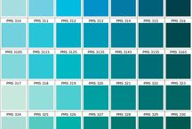 COLOR PLAY- teal