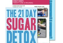 21 Day Sugar Detox 21DSD / by Low Country Paleo
