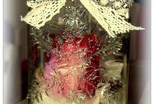 Christmas decorations hand made