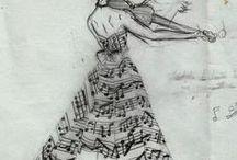 drawings / paintings+ drawings