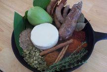 Salvadoran herbs and spices  / Salvadoran herbs and spices