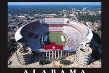 Roll Tide / by Britney Cline
