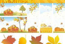 Осень / Времена года