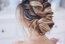 Formal hair do's