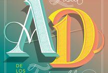 arte tipografia