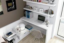 cuarto escritorio