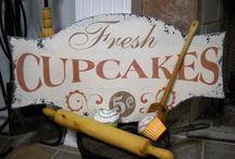 Cupcakes... / by Nancy D'Emilio