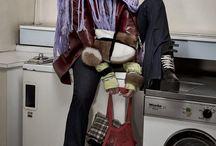 Fashion Photography: Domestic Labour