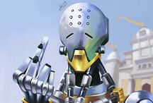 Zenyatta / Please support these talented artists~  ☆All photos contain sauce☆