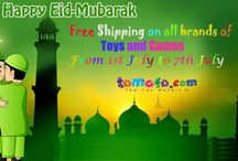www.tomafo.com / Celebrate this Eid with Tomafo Toys & Games ..!! GET Existing Free Shipping Offer..!! !!!..........Hurry Up ..............!!!