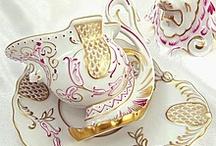 ^^^Tea cups and Tea pots^^^