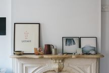 Mantels / by Katie West