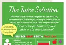 How To Health Our Organ With Fresh Juice