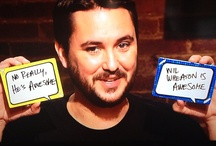 Wil Wheaton ... because of reasons!!!