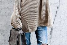 beige sweater looks