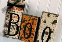 Fall/Halloween Ideas / by Cindy Fredrickson