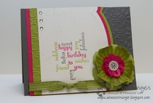 Stampin Up Set - Mixed Bunch