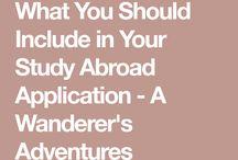 Study abroad ✈️