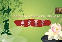Tempting Summer Delicacies