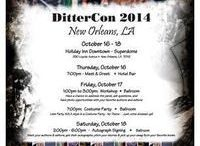 DitterCon New Orleans Oct 2014 / by Author Ditter Kellen