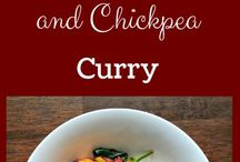 Curry Recipes / All kind of delicious curry recipes