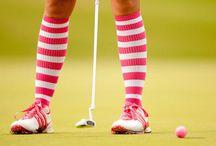 Golf is for girls <3  / by Elizabeth Barnes