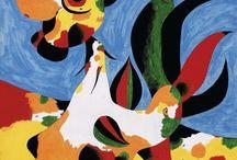 •Joan Miró•