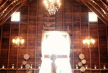 Rustic wedding venues / by Whispering Pines Bed & Breakfast