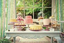 Pastelove... czyli słodkie spojrzenie na candy buffet - inspiracje!