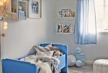boy toddler rooms
