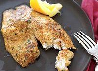 Seafood / Fish, Shrimp, Seafood recipes / by Susan Lane