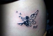 Tattoos - Fairies