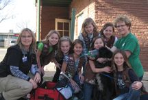 Girl Scout Stories / by Girl Scouts of Texas Oklahoma Plains