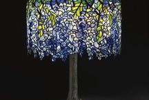 Tiffany Lamps/inspiration for new project