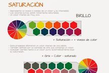 Teoría del Color!