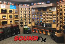 Life @ Sound FX / our home away from home