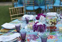 Tablescapes / by Kim Himes