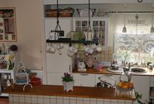 Kitchen / Moja kuchnia marzeń