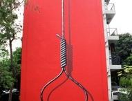 Street Art / by Christel White