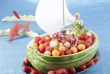 Kindergeburtstag / Essen