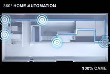 Home Automation / Integrated systems for controlling your home automation system.