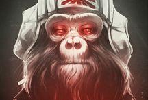monkey's forever