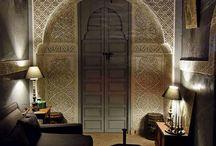 Marokkói dekor